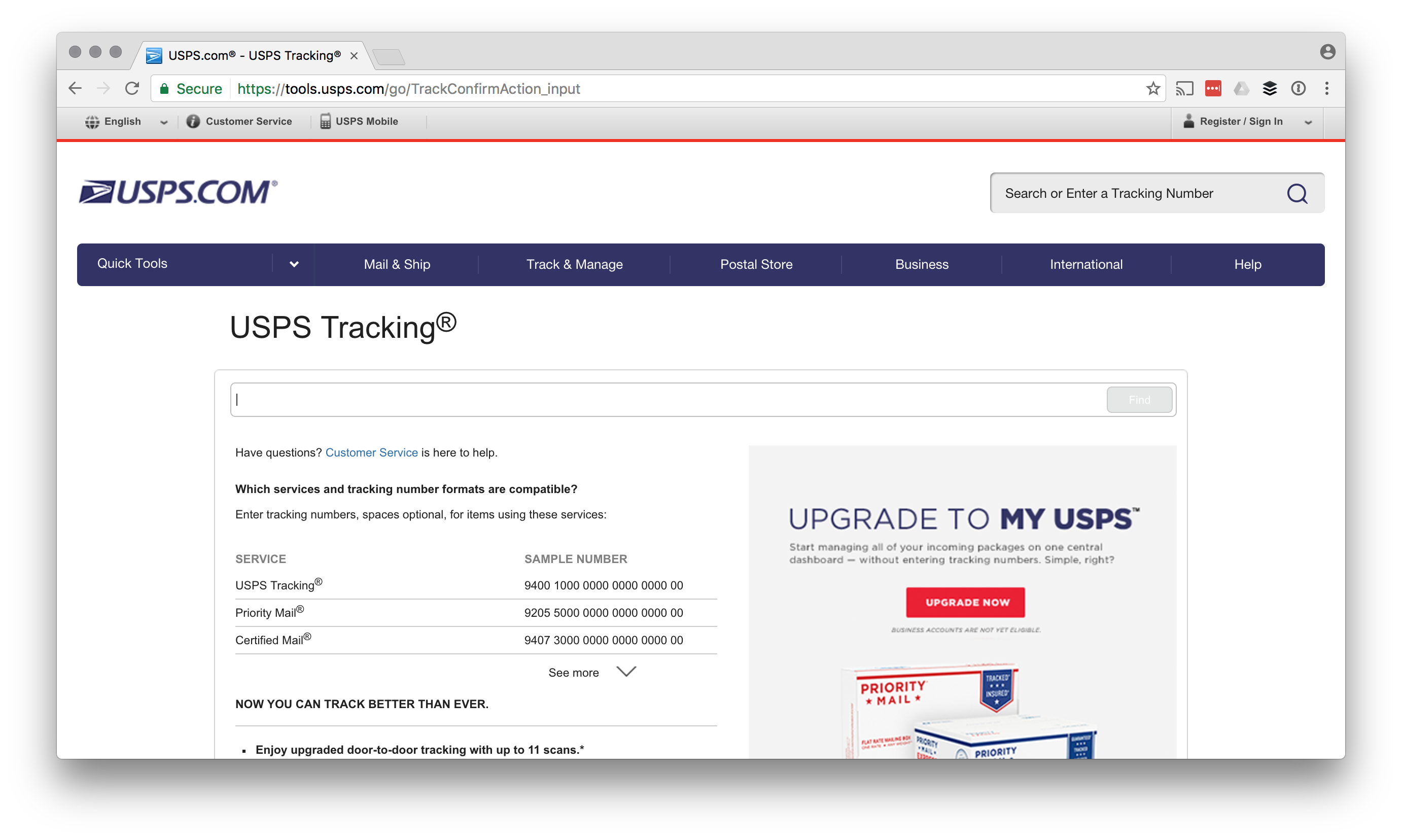 Get USPS Tracking for your Certified Mail